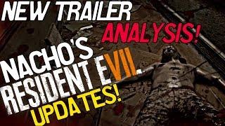 getlinkyoutube.com-Resident Evil 7 - NEW TRAILER ANALYSIS! • Resident Evil 7 News