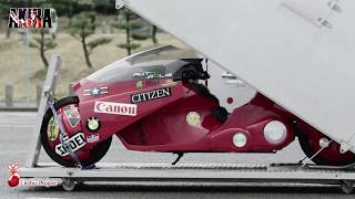 AKIRA motorcycle LIVE 2012