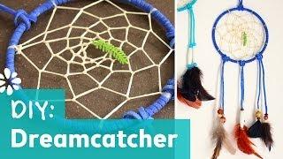getlinkyoutube.com-How to Make a Dreamcatcher