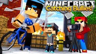 getlinkyoutube.com-Minecraft Adventure - OPENING A SCHOOL FOR BULLIES!!!