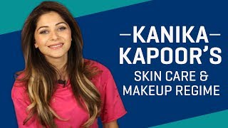 Kanika Kapoor's skincare routine and makeup favourites | Fashion | Pinkvilla