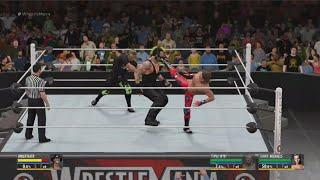 getlinkyoutube.com-WWE 2K16 Tag Team Finishers