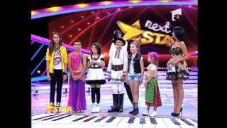 Diandra Bancu a câștigat prima ediție a noului sezon Next Star!