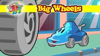 "getlinkyoutube.com-""Big Wheels"" @ ""Mr.Wheeler&Friends"" CARtoons"