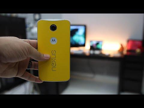 جهاز Motorola Google Nexus 6 بعد شهرين