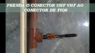 getlinkyoutube.com-ANTENA DE PVC