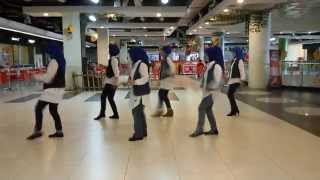 getlinkyoutube.com-Goyang Dumang - Line Dance (By.DYD)