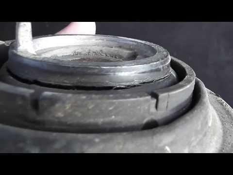 Расположение датчика детонации у TaGAZ Роад Партнер