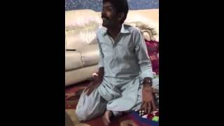 getlinkyoutube.com-ASGHAR ALI KHOSO Unions have destroyed us! NEW COMEDY 2015 SINDHI FUNNY