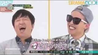 getlinkyoutube.com-EngSub G Dragon Random Play Dance