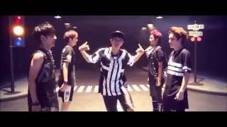 BIG-  Hello فرقة كورية جديدة تقول كلمة سلام بالعربية في الاغنية