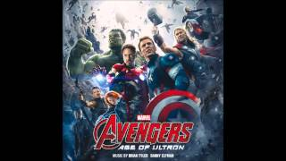 Avengers: Age of Ultron Soundtrack 02 - Heroes(Main Theme) by Danny Elfman