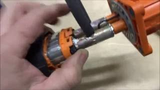 Nissan LEAF range extender pack build Pt.1.0 (splicing into the high voltage cable)