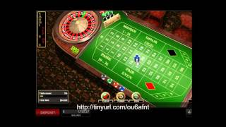 getlinkyoutube.com-Roulette daily 003 - $250 win in 5 minutes (1/9 bet system)