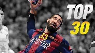 getlinkyoutube.com-Top 30 goals ● Ehf champions league 2014-15
