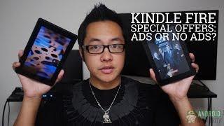 getlinkyoutube.com-Amazon Kindle: Ads or No Ads?