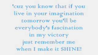 getlinkyoutube.com-Victoria Justice-Make it Shine-with lyrics