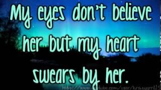Baby Blue Eyes   A Rocket To The Moon LYRICS