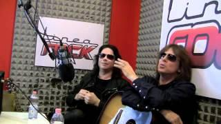 getlinkyoutube.com-Europe - Joey & John interview 2012 @ Linea Rock by Barbara Caserta