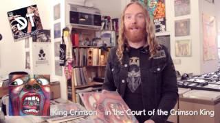 getlinkyoutube.com-DARK TRANQUILLITY - Mikael Stanne record store video