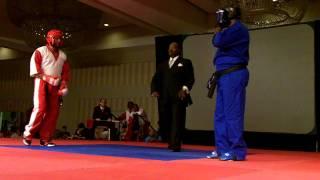 """getlinkyoutube.com-Terry Creamer vs Ernest """"The Cat"""" Miller at 2011 Battle of Atlanta"""