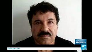 getlinkyoutube.com-Comment El Chapo, le baron de la drogue ennemi public n°1 au Mexique, a-t-il disparu ?