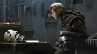 getlinkyoutube.com-Who Kylo Ren is Really Talking to When He Speaks to Vader's Helmet - Star Wars Theory