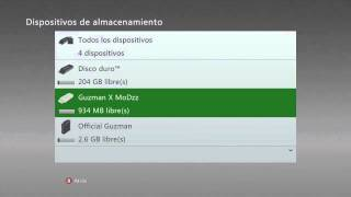 getlinkyoutube.com-Desbanear Xbox 360 Con RGH Fix XeNoN Offline Files