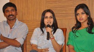 Aishwarya Dhanush opens up about gossips on Dhanush | Sivakarthikeyan, Amala Paul, Rajinikanth