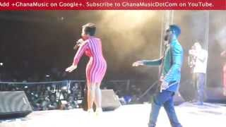 Sarkodie & Raquel - Performance at Sarkology release concert | GhanaMusic.com Video