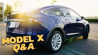 What's the Deal With the Model X?