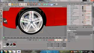 getlinkyoutube.com-Cinema 4D | Animating Cars Tutorial
