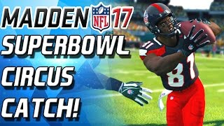getlinkyoutube.com-SUPERBOWL CIRCUS CATCH! COUNT THE JUGGLES! - Madden 17 Ultimate Team