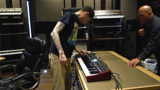 Synths and Stuff with Deadmau5