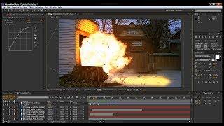 getlinkyoutube.com-VFX TUTORIAL - Explosion / Basic Compositing