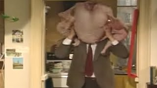 Mr Bean and the Christmas Turkey   Mr Bean Official width=