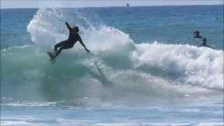 Theo Fresia Surfing Califórnia e Guarujá