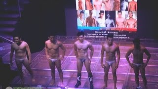 getlinkyoutube.com-Grand opening of The One 69O: Men's bikini (July 28, 2015)