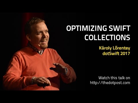 Optimizing Swift Collections
