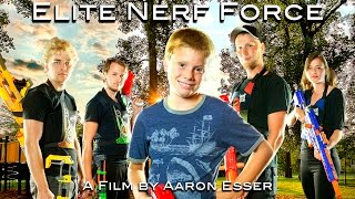 getlinkyoutube.com-Elite Nerf Force - Full Movie! (Airsoft vs Nerf)