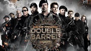 getlinkyoutube.com-DOUBLE BARREL TRAILER     REMIX   EXPENDABLES     HD (2K)