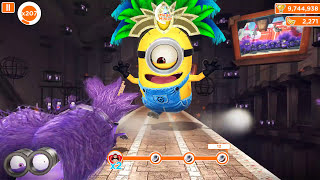 getlinkyoutube.com-Despicable Me 2: Minion Rush El Macho's Lair POLO DISGUISED EVIL MINION PART 3 Win 20 Time
