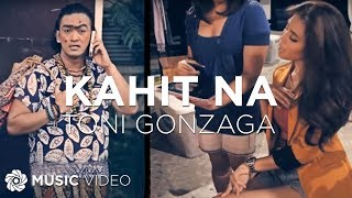 Toni Gonzaga - Kahit Na (Official Music Video) width=