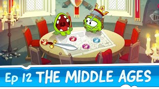 getlinkyoutube.com-Om Nom Stories: The Middle Ages (Episode 12, Cut the Rope: Time Travel)