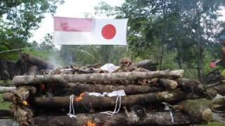 getlinkyoutube.com-Pameran Prajurit Jepang yg tak sempat dipulangkan ke tanah air dari Papua