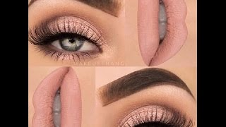 getlinkyoutube.com-هل للعيون لغة؟؟🎭 شاهدي اجمل طرق ماكياج للعيون👰 وجعلي عيونكي تتحدث💎💎