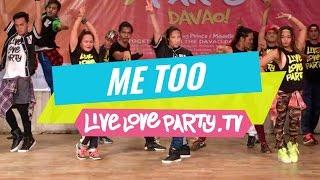 getlinkyoutube.com-Me Too by Meghan Trainor   Zumba   Live Love Party   Dance Fitness