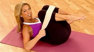 Denise Austin: Abs & Core Pilates Workout