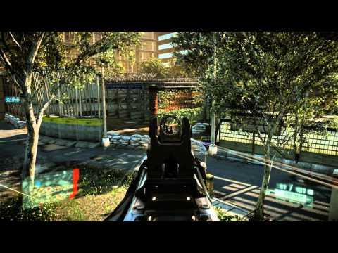 Crysis 2: DX11 + High-Res Textures Gameplay [HD]