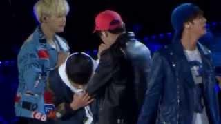 getlinkyoutube.com-[fancam] 151009 OneK Concert BTS - I NEED YOU (jungkook focus)